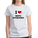 I love Being Engrossed T-Shirt