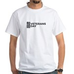 Veterans Day Commemorative Dark T-Shirt