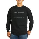 geekchristmukkah3 Long Sleeve T-Shirt