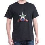 ARMY WIFE STAR WITH FLAG T-Shirt