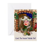 Carol, The Ancient Yuletide Troll (8 Cards)