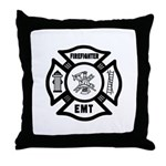 We feature gifts and pillows for firefighters, EMT's, fire rescue, paramedics and t-shirts with firefighting and rescue themes! Shop for firefighter pillows with us...