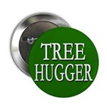 Tree Hugger Button (100 pack)
