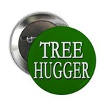 Tree Hugger (Button)