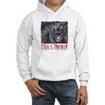 Year of the Dogman Hooded Sweatshirt