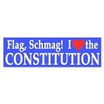 I Heart The Constitution (Bumper Sticker)