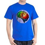 Neurodiversity Rainbow Brain T-Shirt