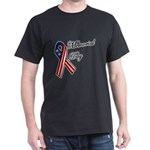 Memorial day with flag ribbon T-Shirt