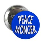 Peace Monger Button (10 pack)