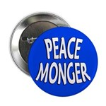Peacemonger Button