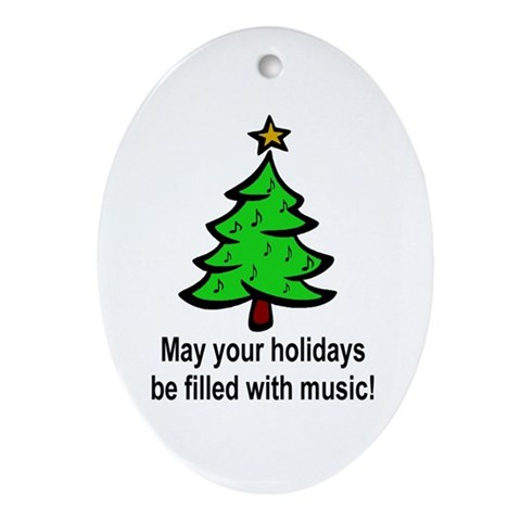 Musical Christmas Holiday Ornament $ 12.50