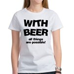 Beer Possibilities Women's T-Shirt