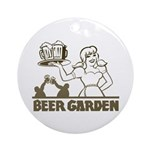 Beer Garden Ornament