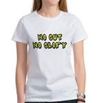 No Gut No Glory Beer Women's T-Shirt