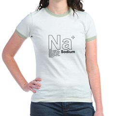Sodium Jr. Ringer T-Shirt