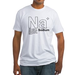 Sodium Fitted T-Shirt