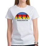 Women's Sunset Joggers T-Shirt