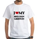 I love my Belgian Griffon T-Shirt