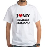 I love my Bracco Italiano T-Shirt