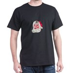 Santa Claus Father Christmas Low Polygon T-Shirt
