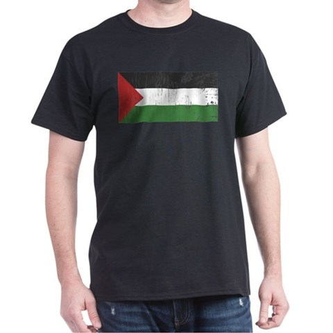 Product Image of Vintage Palestine Dark T-Shirt
