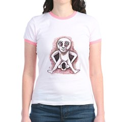 Sheela-na-gig T-shirt from the Twisted Mythology God Shop