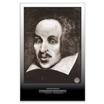 Shakespeare Large Poster