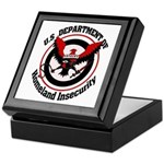 Homeland Insecurity Tile Box