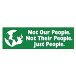Just People Sticker (Bumper)
