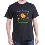 Autism Awareness Flowers T-Shirt