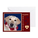 Christmas and Holidays from Rudy's Rescue