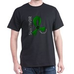 Liver Cancer Survivor 12 T-Shirt