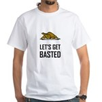 Lets Get Basted Thanksgiving Turkey T-Shirt
