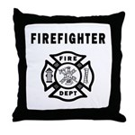 Easy shopping for firefighter gifts, fire department t-shirts, firefighter jewelry, art, decals, personalized photo pillows for firefighters, EMS gifts and more.