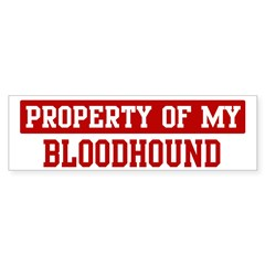Property of Bloodhound