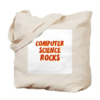 Computer Science~Rocks Tote Bag