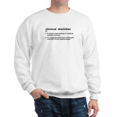 Clinical Dietitian Sweatshirt