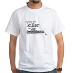 Killer is the invisible man T-Shirt