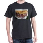 pulled pork waffle with coleslaw T-Shirt