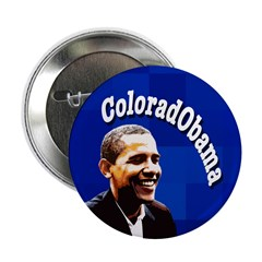 Ten Bulk Discount ColoradObama Buttons
