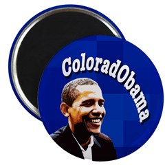 ColoradObama Magnet