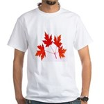 Oh Canada White T-Shirt