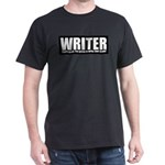 Castle Writer Vest Patch T-Shirt