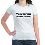 Vegetarian (with an attitude)