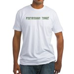 Postmodern Tshirt Fitted T-Shirt