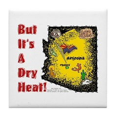 AZ - But It's A Dry Heat!