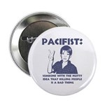 Pacifist Boy Button