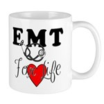 We carry personalized EMT gift mugs for coffee, matching travel mugs, key rings, money clips and EMT theme t-shirts to match our EMS and paramedic gifts! Browse our full EMT collections to see more.......
