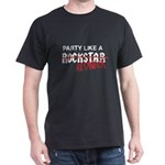 Party Like A Rockstar Redneck T-Shirt
