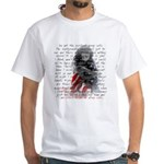 ARMY WIFE POEM White T-Shirt